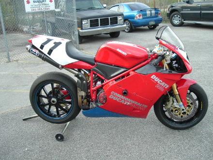 Loaded 998 Track Bike For Sale Speedzilla Motorcycle Message Forums
