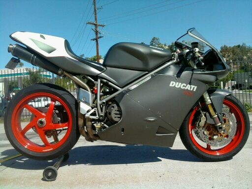 Attached Images Ducati 748s