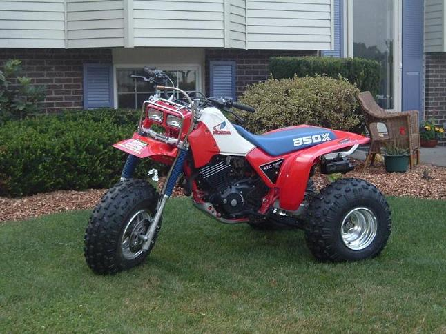 1985 Honda 350X. 3-wheeler YES 3 - Speedzilla Motorcycle Message Forums