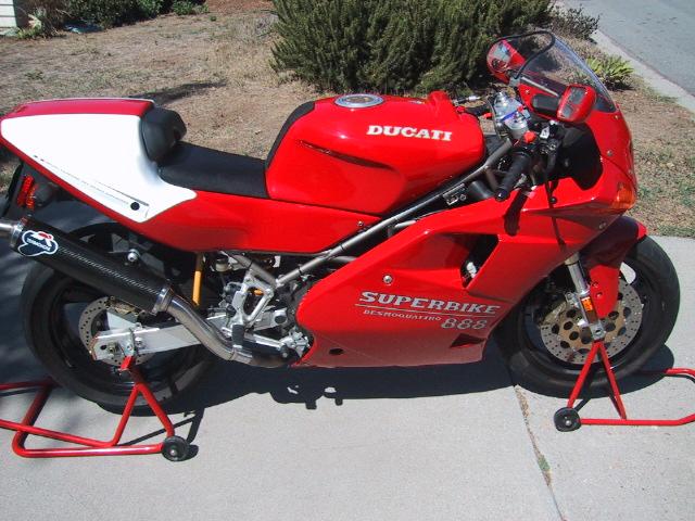 1993 ducati 888 for sale $8000 - speedzilla motorcycle message forums