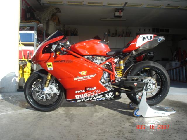 Ducati 06 999s Racing Bike For Sale Speedzilla Motorcycle