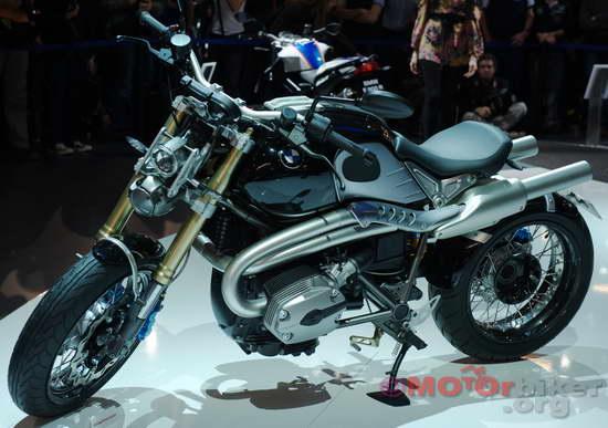 bmw design concept rips off jvb special - speedzilla motorcycle