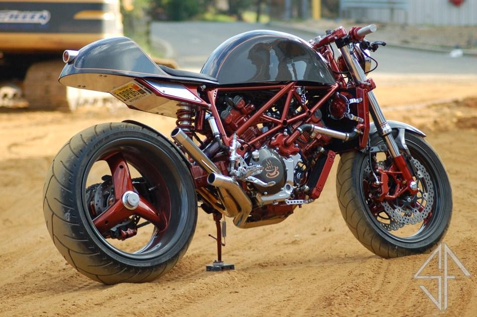 Muscle Bikes - Page 114 - Custom Fighters - Custom