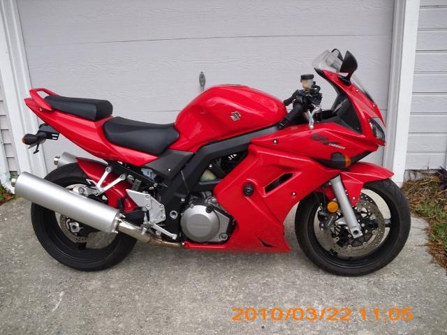 2005 Sv1000s, Jax Fla, $4500 - Speedzilla Motorcycle Message Forums
