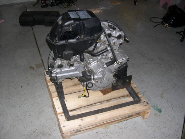 Crate for shipping engine & gear box help? | Norton Commando