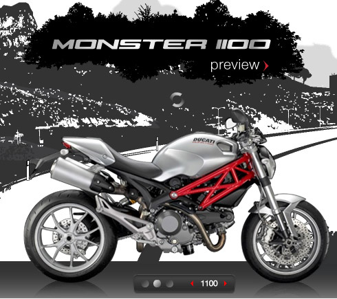 Ducati Monster 1100S Preview