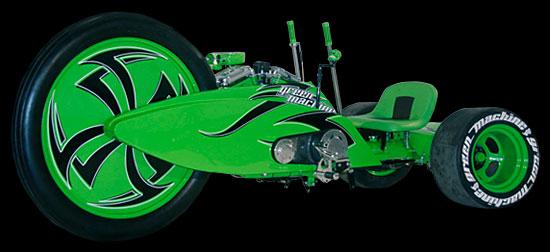 Green Machine - Speedzilla Motorcycle Message Forums
