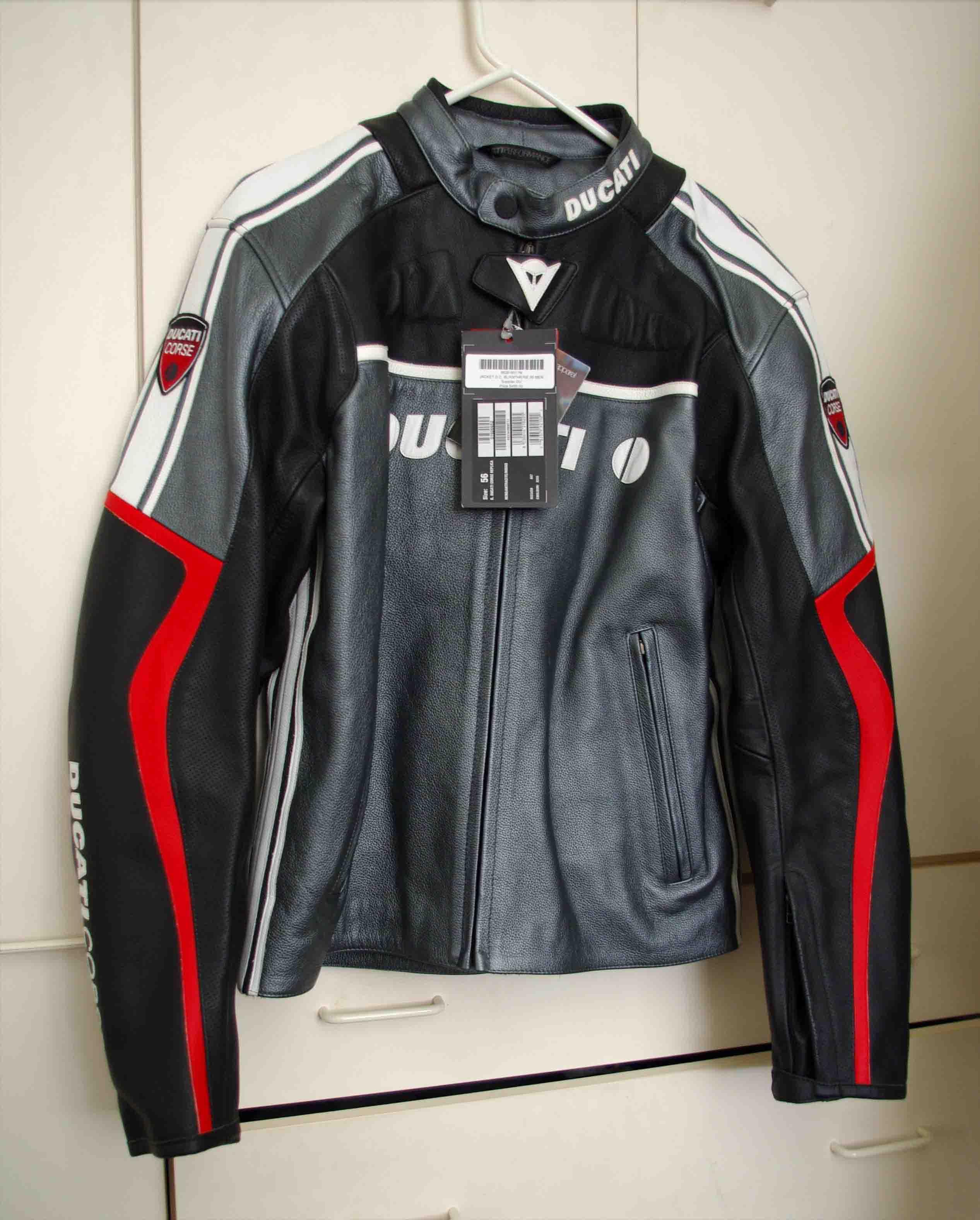 fs:ducati leather jacket - speedzilla motorcycle message forums