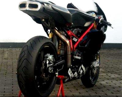 ducati 999 black