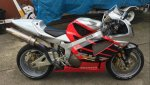 Dave Terrian's 2004 Honda RC51
